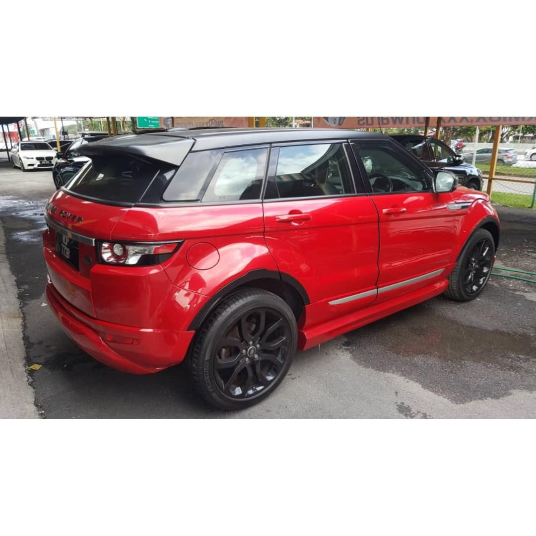 CASH SALE!! - EVOQUE 2.2 DIESEL TURBO HAMANN FULL BODYKIT
