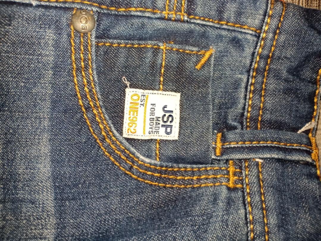 Celana Jeans anak JSP