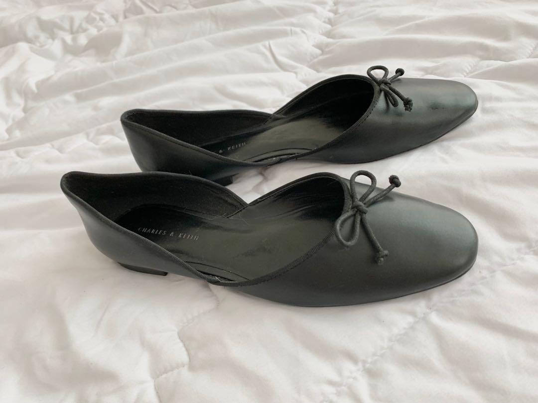 Charles&keith flatshoes