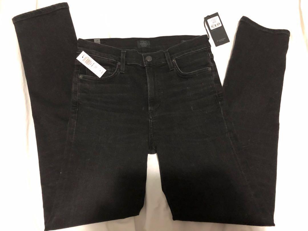 Citizen of humanity Harlow high waisted skinny size 28