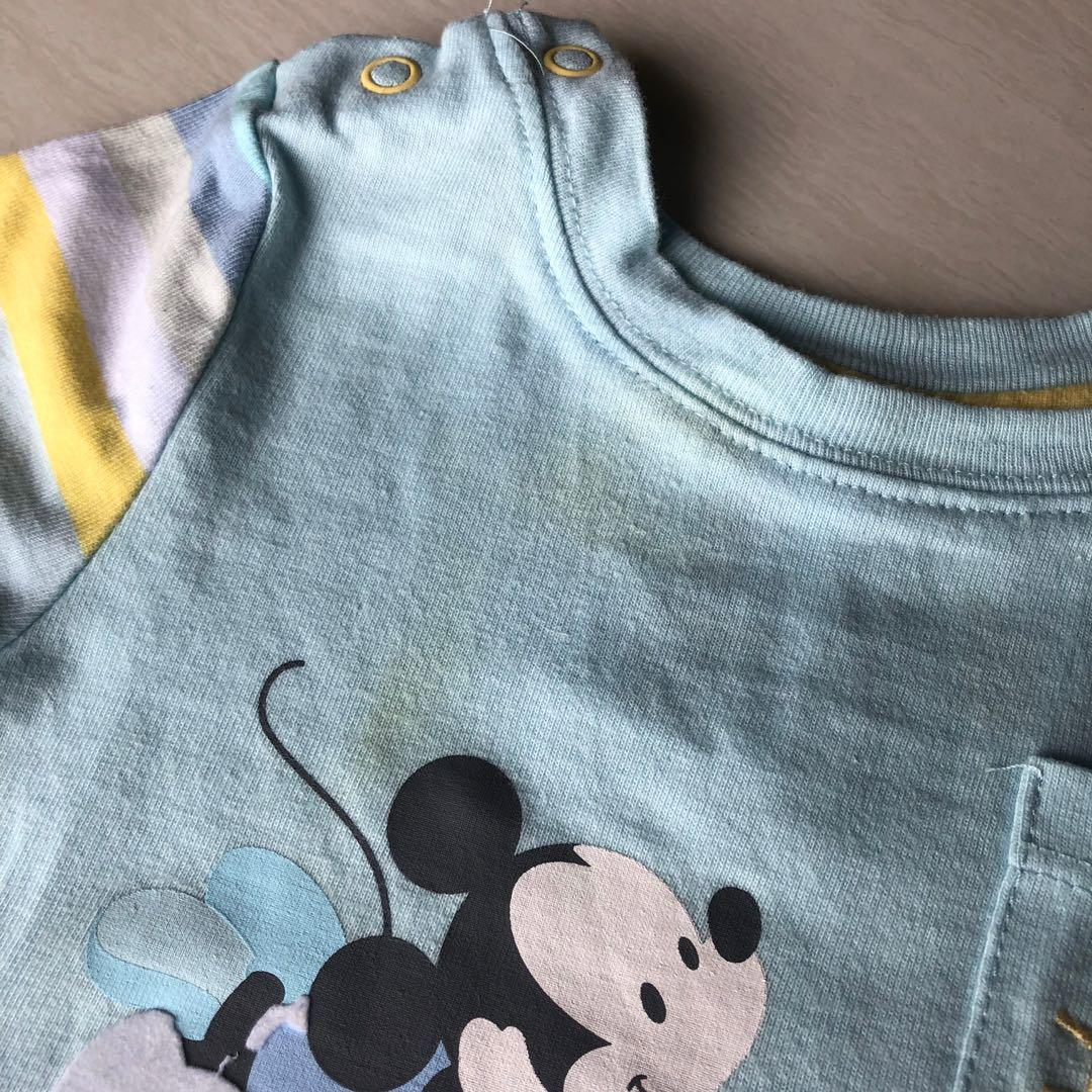 Disney baby original romper