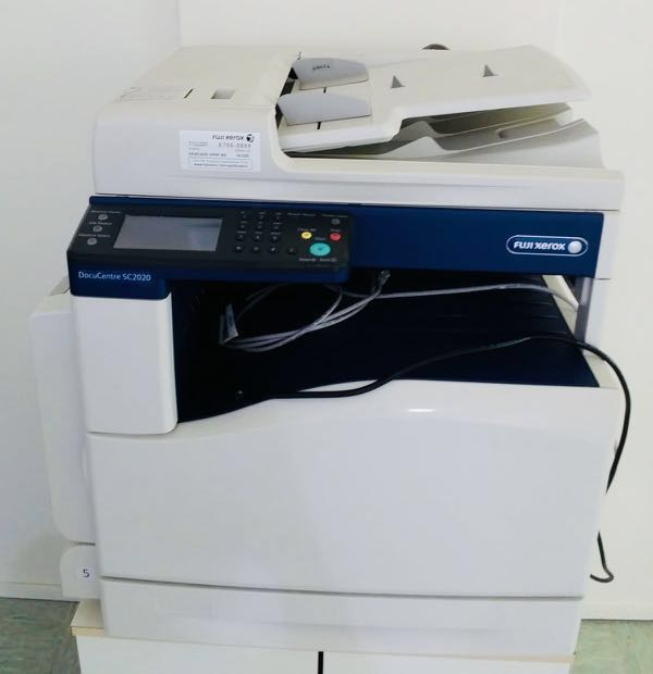 Fuji Xerox Sc2020 Service Manual