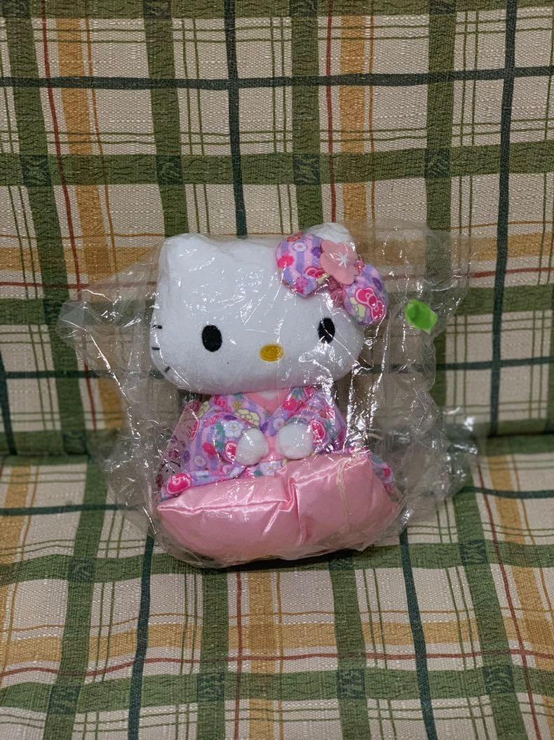 Hello Kitty 公仔 (2014年日本版)