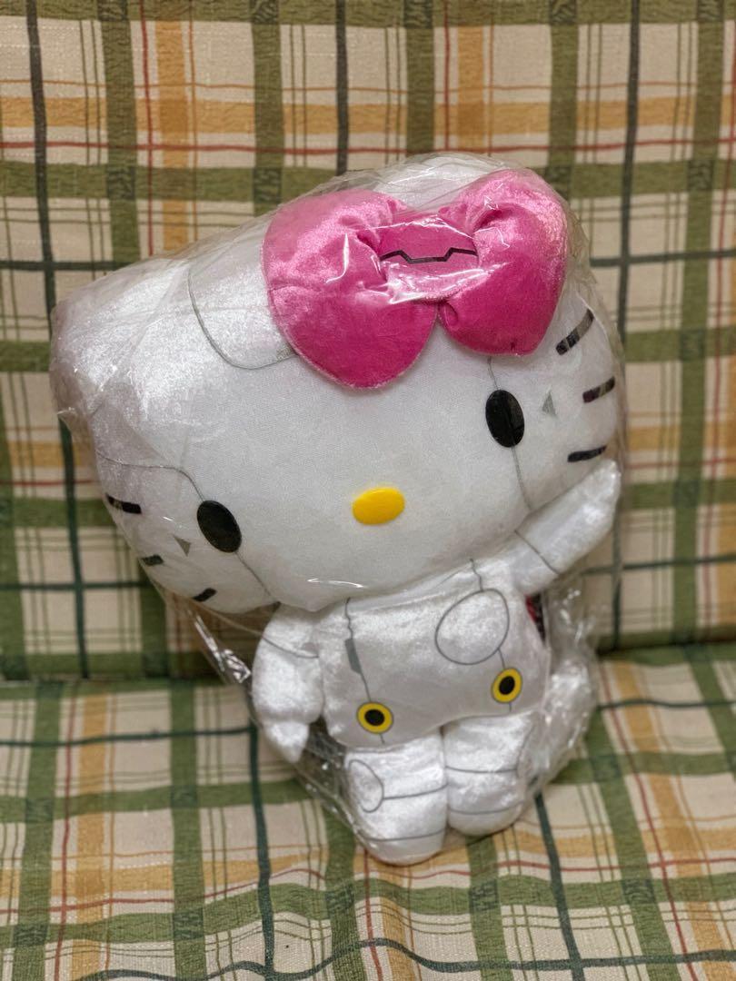 Hello Kitty 公仔 KITTY ROBOT (2013 年日本版)