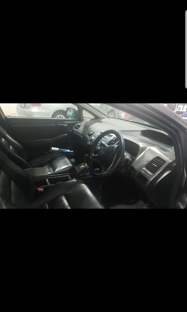 Honda Civic 1.8 VTI-S Auto