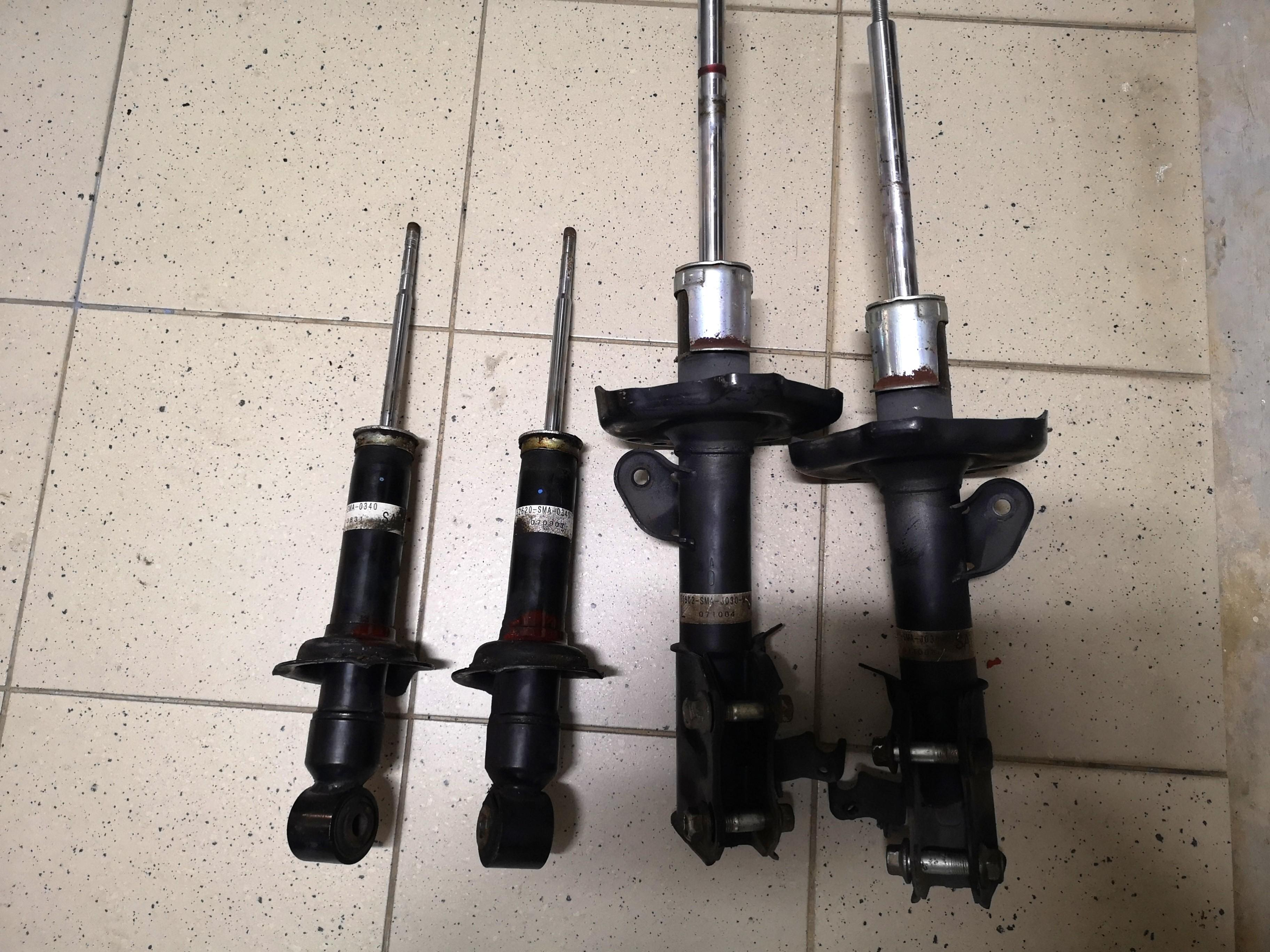 Honda stream original shock absorber