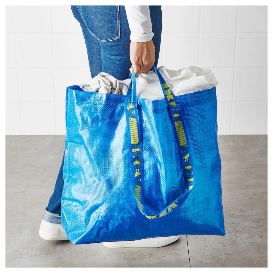 IKEA SHOPPING BAG- M size 36L