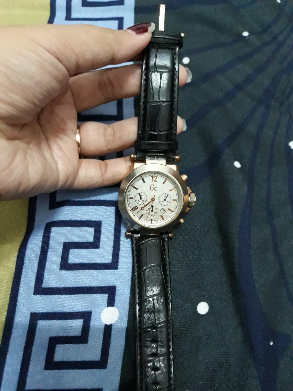 Jam tangan Gc chrono ( no ori )