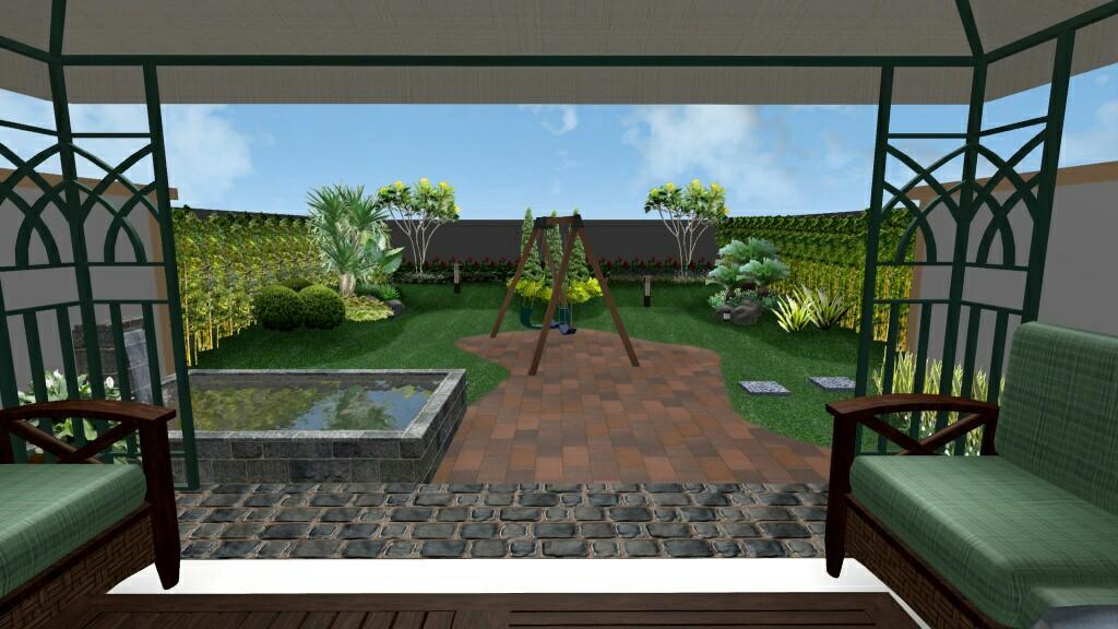 Jasa Desain Taman Gardening On Carousell