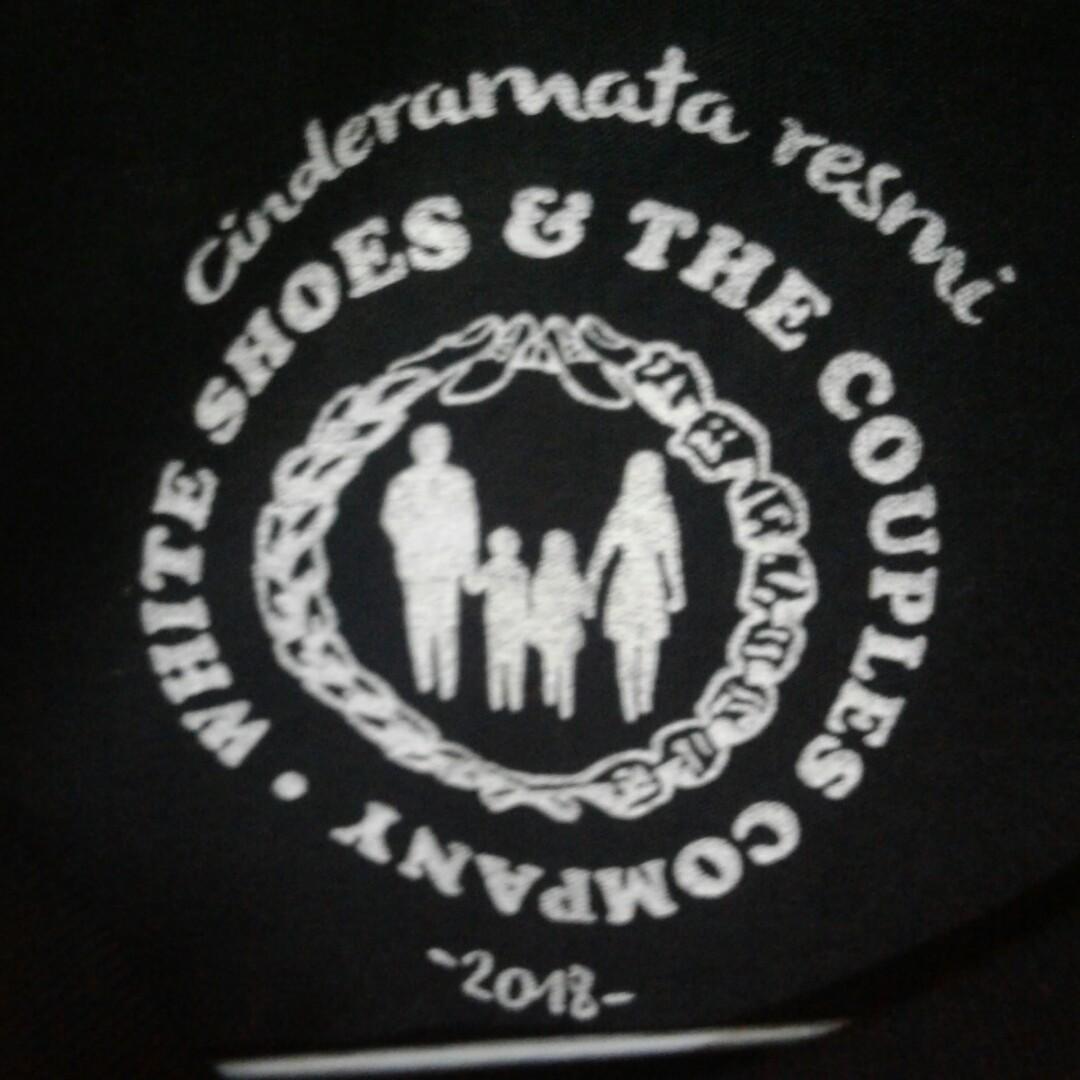 Kaos White shoes & the couples company