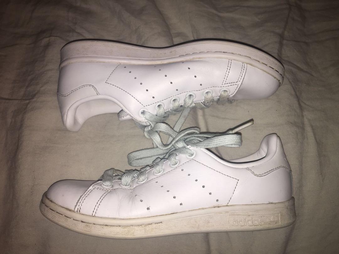 Ladies Adidas Original Stan Smiths. Size 7