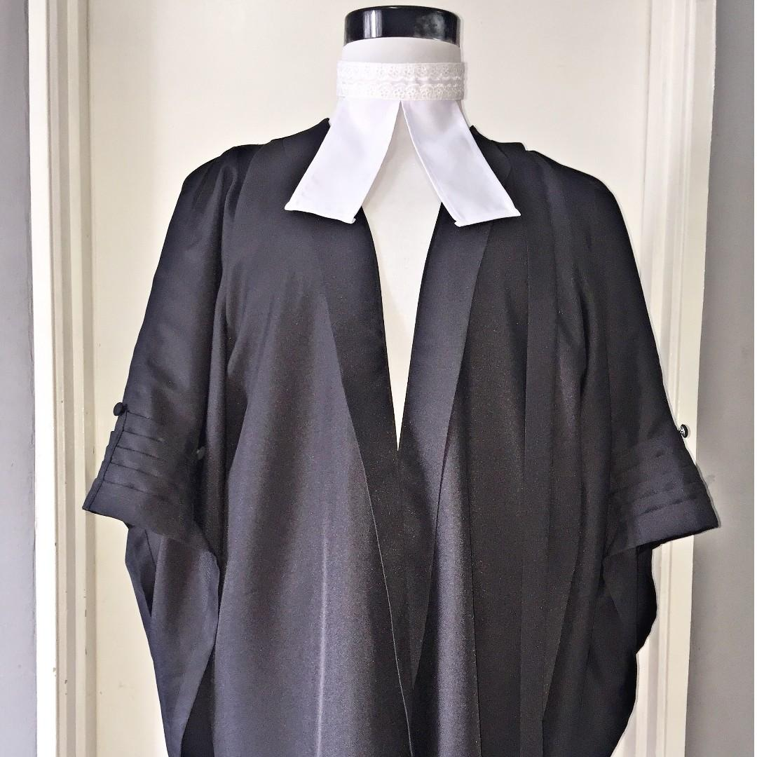 Lawyer Robe (Rental), Luxury, Apparel on Carousell
