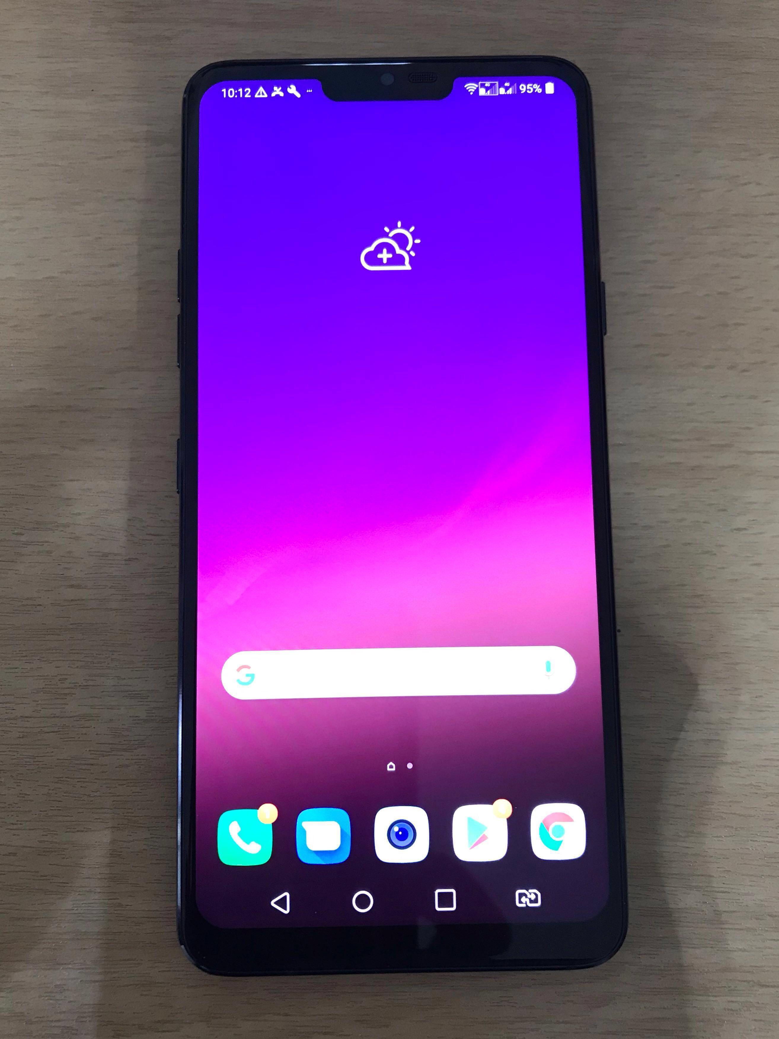 LG G7+ ThinQ 6Gb ram 128gb