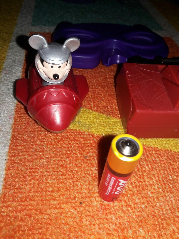 Mcd toys set