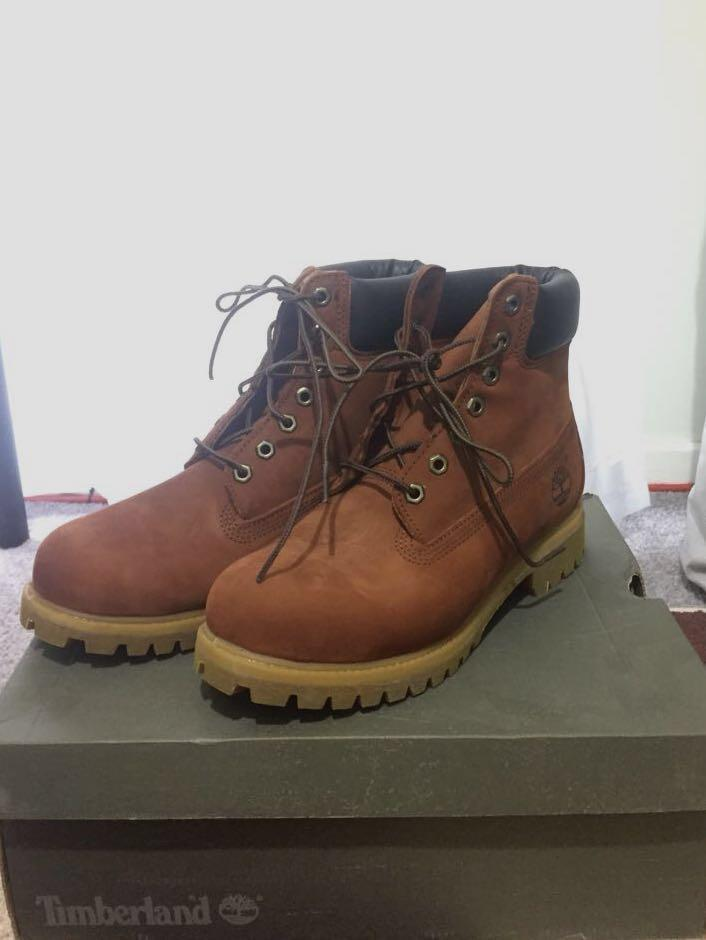 MENS TIMBERLAND BOOTS
