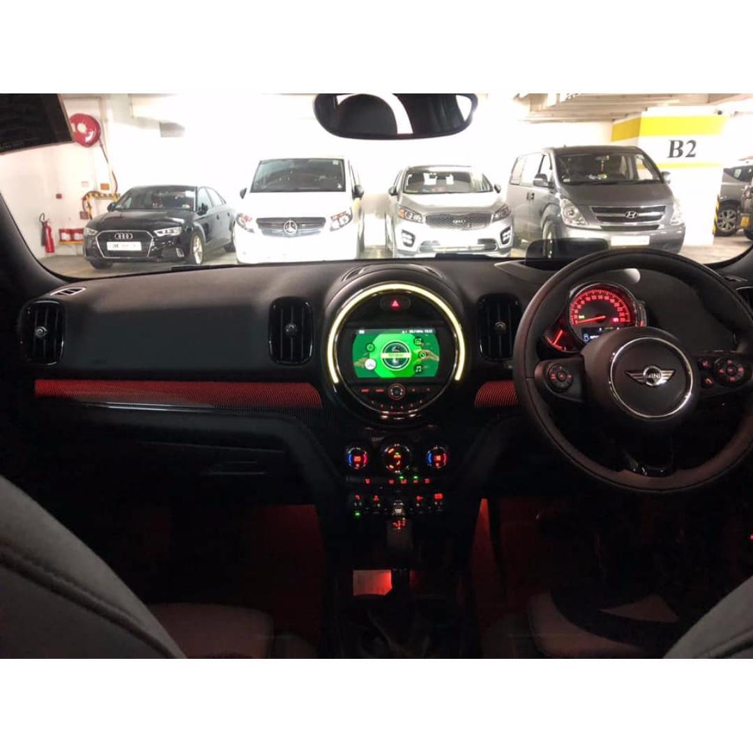 MINI Cooper S E Countryman ALL4 2018年