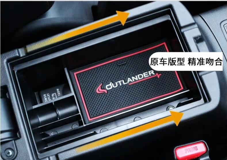 Brand New Mitsubishi Outlander Centre Console Holder