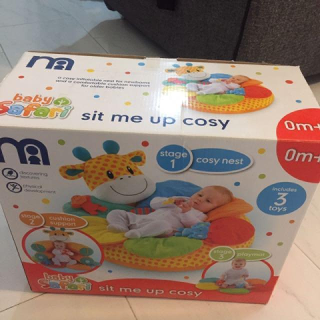 Multifunction Baby nest/tumble support/playmat