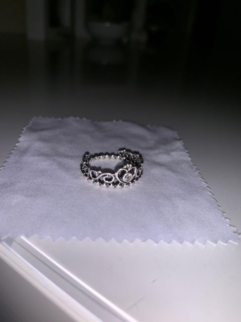 Pandora Princess ring size 54