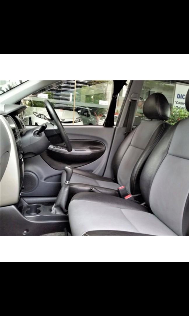 Perodua Elite Viva SX Manual