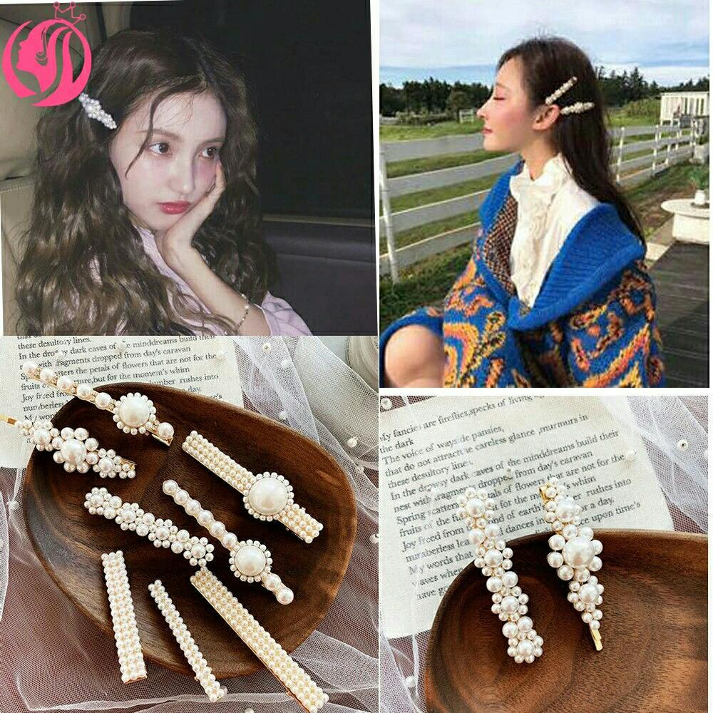Po3 hairpin jepit anting earrings aksesoris accessories kalung gelang cincin bandana bando jepitrambut hairpin eyeliner eyeshadow mascara bag dompet tas foundation liptint lipblam lipstick