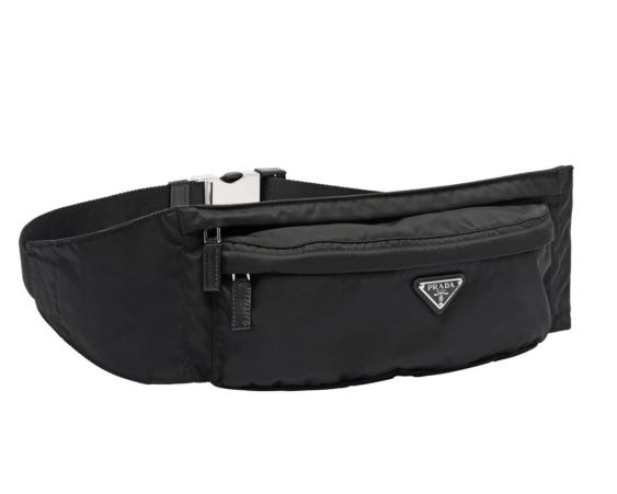86088b352d0f PRADA nylon belt bag, Men's Fashion, Bags & Wallets, Sling Bags on ...