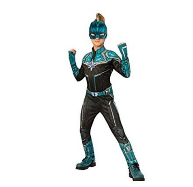 (Pre-Order) Captain Marvel Kree Costume Suit