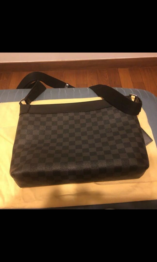 3521bb403627 Preowned lv sale, Men's Fashion, Bags & Wallets, Sling Bags on Carousell