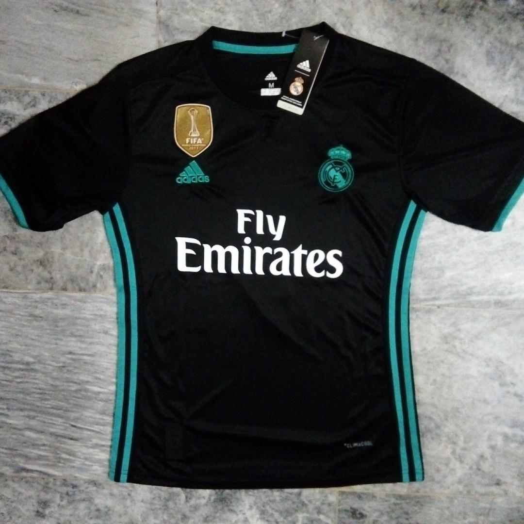 399c7831713 Real Madrid 2017-18 Away Jersey Ronaldo 7. MEDIUM. Brand New With Tag. La  Liga. Made in Thailand. PhP899 or Your Best Offer. on Carousell