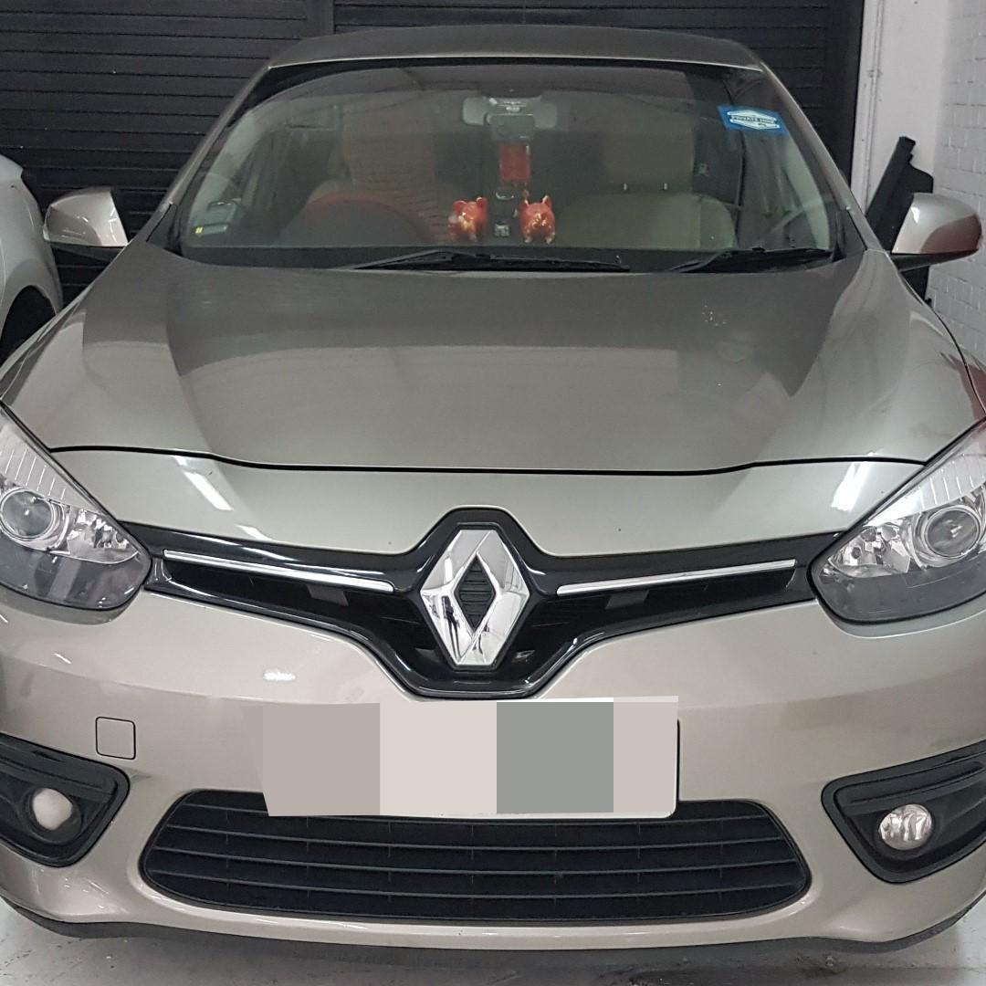 Renault Fluence DISEL For Pte Hire~