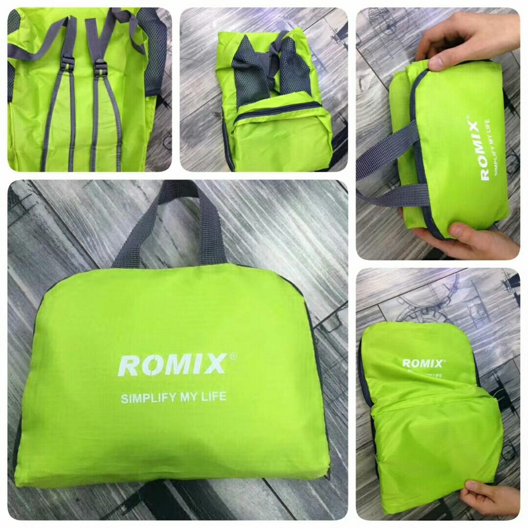 Romix RH27 輕便背囊易收藏 Romix RH27 Portable Storage Backpack