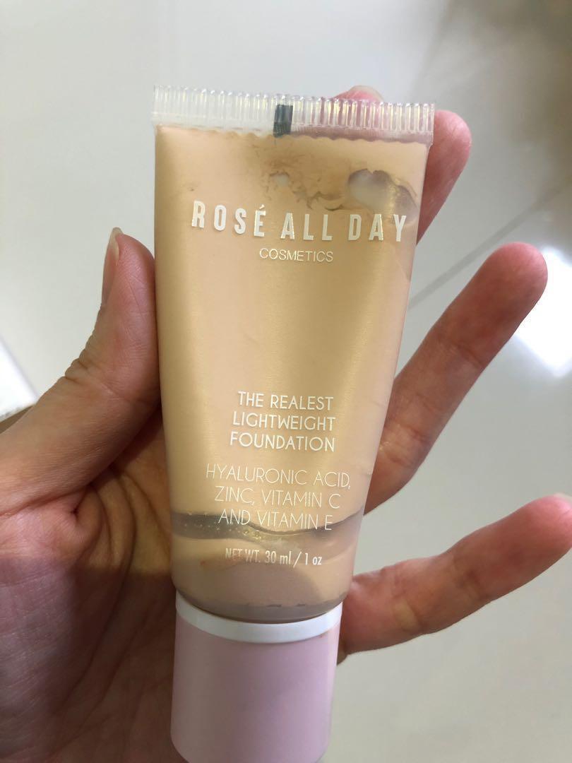 Rose All Day Foundation - Fair