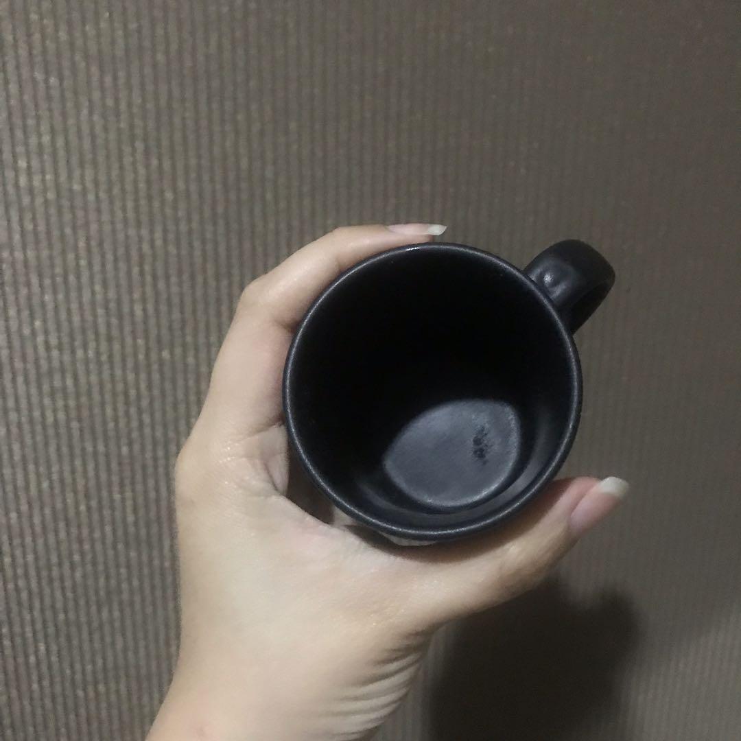 starbucks black mug