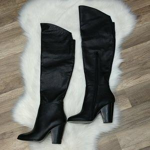 Steve Madden over the knee boots size 9.5 from Nordstrom (orig $260)