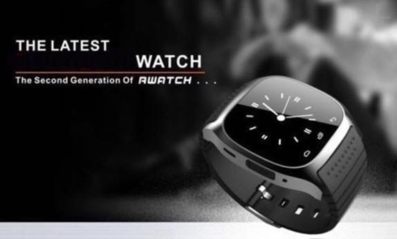 ⭐️T Original EKO SG [MSERIES V26] Bluetooth Smartwatch , Smart Watch for  iPhone & Android