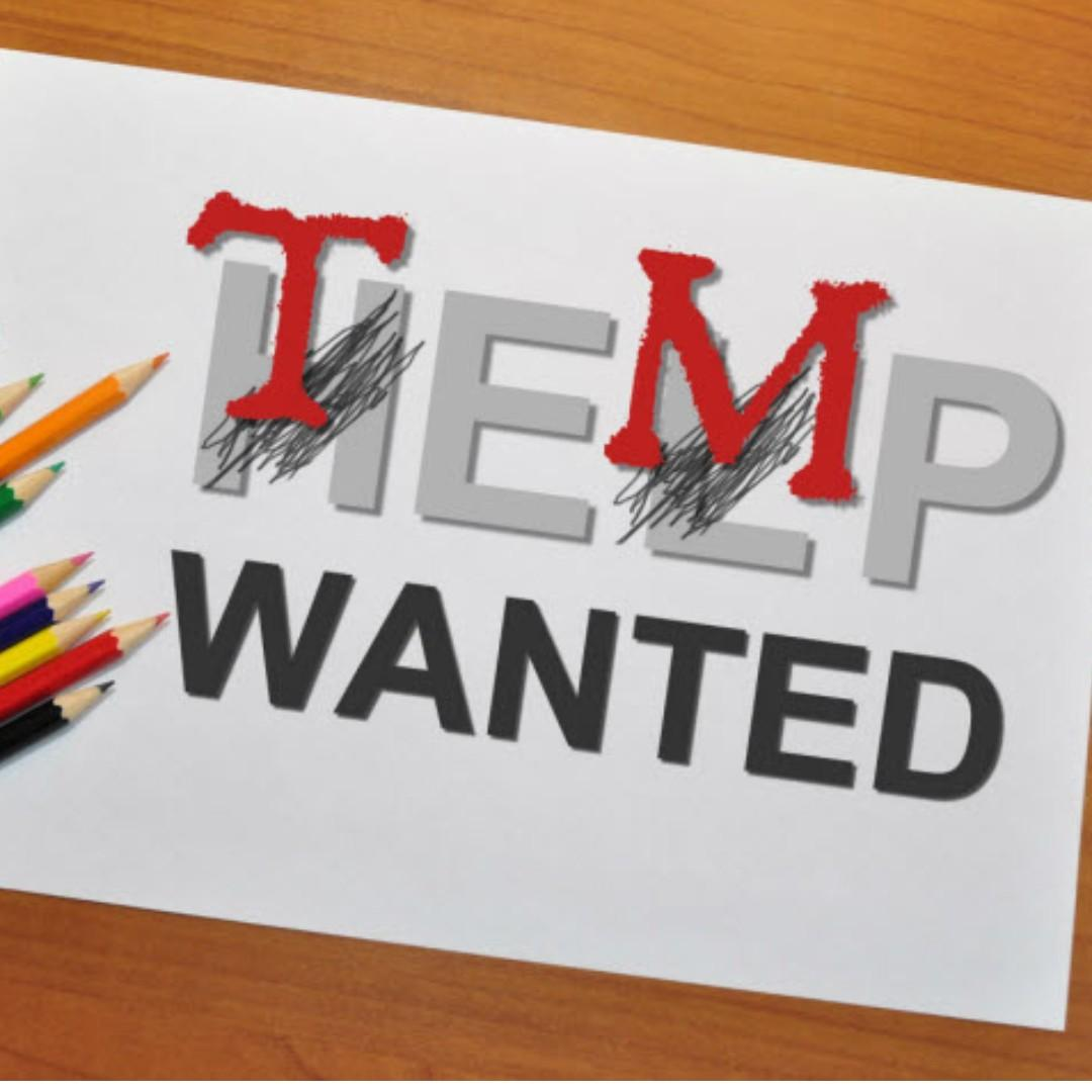 Temp Event Helper / $10 per hour / Bishan / Friday only