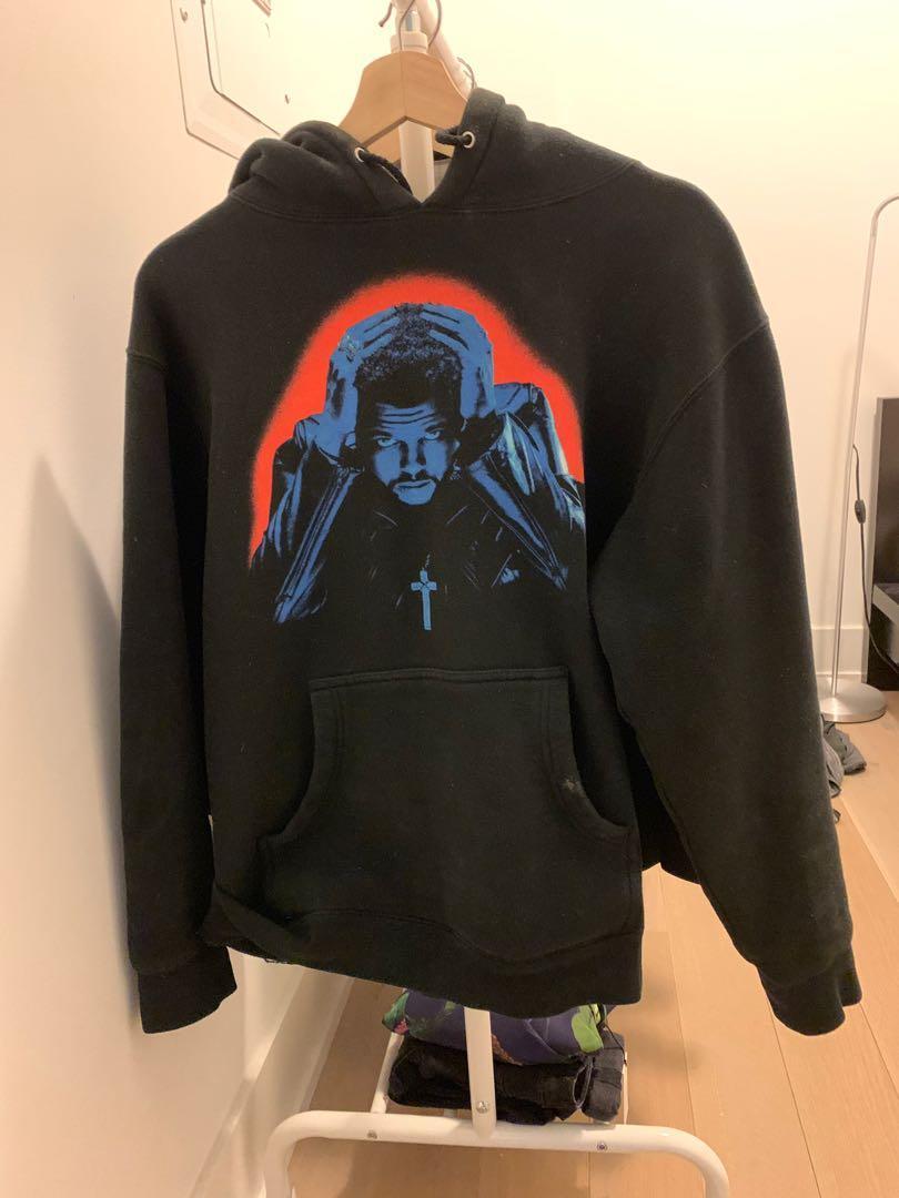 The Weeknd STARBOY hoodie