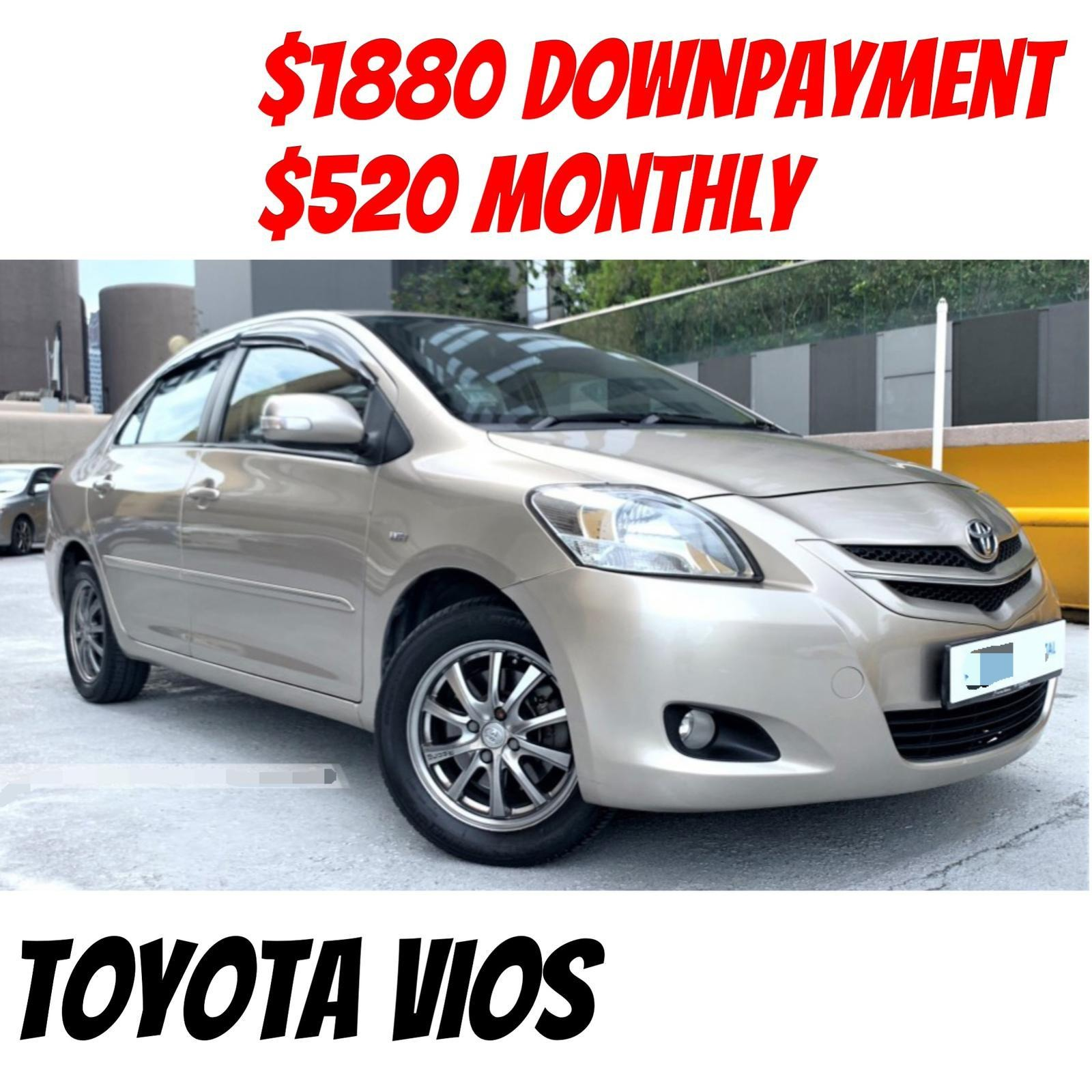 Toyota Vios Only 1880 Downpayment Full Loan Cars Cars For