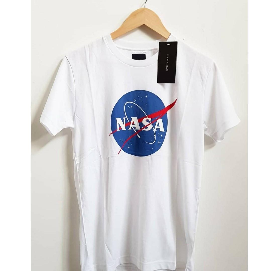 ZARA NASA PUTIH