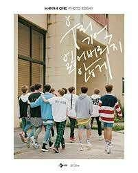 WANNAONE PHOTO ESSAY