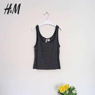 NO NEGO H&M Stripes Tanktop