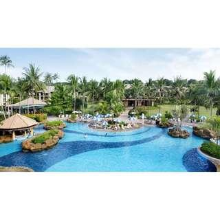 Bintan Nirwana Resort Hotel NETT Ferry Breakfast Land Transfer Included