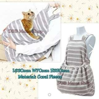 🚚 Marukan Kangaroo Pouch Pocket Apron