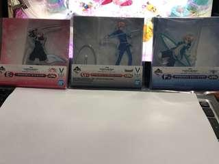 Ichiban Kuji Sword Art Online game project 5th anniversary part 3