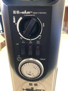 德國製 15葉片電暖器