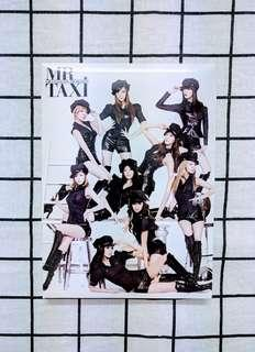 [NEGOTIABLE] Girls' Generation Mr. Taxi
