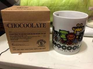 Chocoolate x Milo 水杯