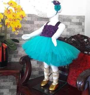 ‼️Sale Tutu Dress Complete Set