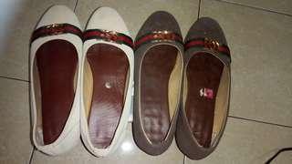 Sepatu Flat Preloved