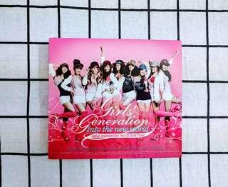 Girls' Generation The 1st Asia Tour : Into the New World